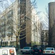 Seniorenwohnanlage in Berlin-Wilmersdorf, Rohbau,  2000-2001