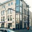 Wohnungs- und Geschftshaus in Berlin-Lichterfelde,  Rohbau, 2001