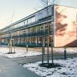 Gymnasium Bernau bei Berlin, Rohbau, 2001