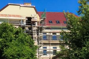 Hotel Polonia, Umbau, Frankfurt Oder-14